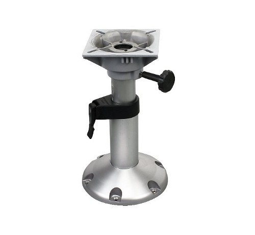 Adjustable Height Seat Pedestal with Seat Mount