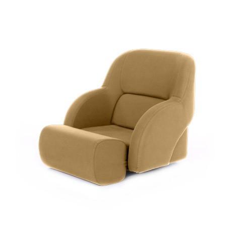 """One place pilot seat """"Cockpit""""-dune beige acrylic"""