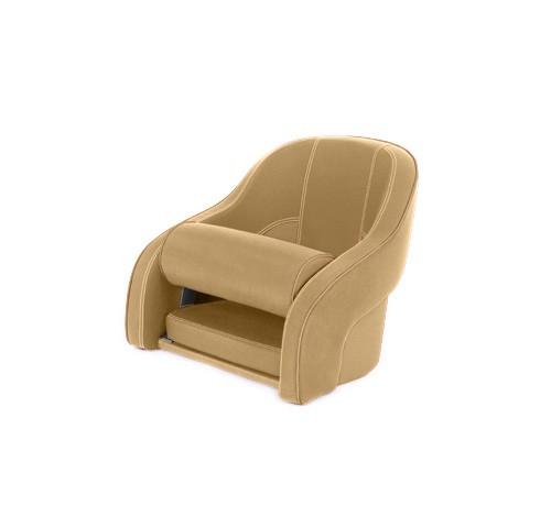"One place pilot seat ""Regatta""-dune beige acrylic"
