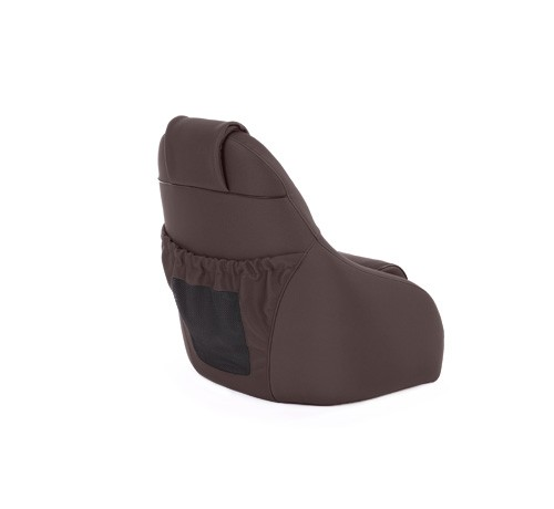 """One place pilot seat """"Boreas""""-brown leather"""