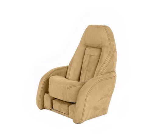 "One place pilot seat ""Norther""-dune beige acrylic"
