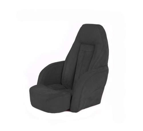 "One place pilot seat ""Norther""-black acrylic"